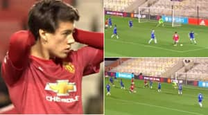 Facundo Pellistri's Highlights On Manchester United Under-23s Debut Shows Exactly Why Fans Are Excited