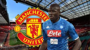 Kalidou Koulibaly's £64 Million Transfer To Manchester United Is 'All Done'