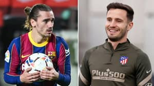 Antoine Griezmann Swap Deal With Saul Niguez Is Reportedly Back On