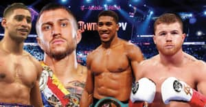This Spring And Early Summer Is A Dream Come True For Boxing Fans
