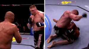 On This Day In 2008: Brock Lesnar Defeated Randy Couture To Become UFC Heavyweight Champ