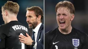 Jordan Pickford Is 'One Of The Best Goalkeepers In The World' After Scintillating England Form At Euro 2020