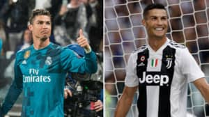 Juventus' Tweet About Cristiano Ronaldo Goes Viral For The Wrong Reasons