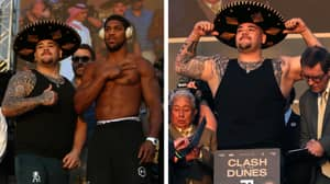 Andy Ruiz Jr Reveals Why He's Put On 15lbs For Anthony Joshua Rematch