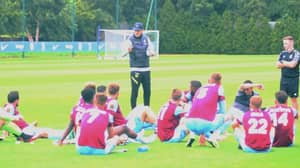 Thomas Tuchel Gave Classy Team Talk To Weymouth Players After They Lost 13-0 In A Friendly Against Chelsea