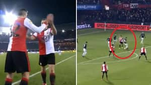 Robin van Persie Comes On As Sub, Scores Sensational Goal 50-Seconds Later