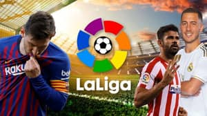 La Liga Is Currently Unavailable To Watch For Fans In The UK