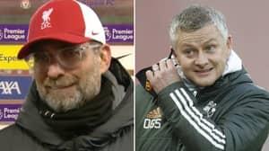 Jurgen Klopp Slams Ole Gunnar Solskjaer's Tactics During Liverpool 0-0 Manchester United