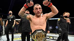 Crucial Stat Revealed In Alex Volkanovski's Successful UFC Title Defence