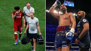 Tony Bellew Has A Go At Mo Salah Over Champions League Final Injury