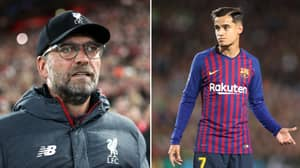 Liverpool Set To Receive Just £4.5 Million Of The £84 Million Barcelona Owe For Coutinho