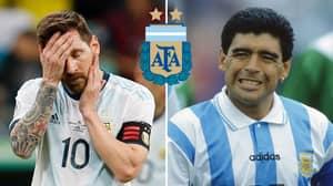Diego Maradona Had Better Argentina Teammates Than 'Extraordinary' Lionel Messi, Says Fabio Capello
