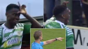 Yeovil Player Taunts Opposition Fans With 'L' Fortnite Dance, Then Goal Is Disallowed