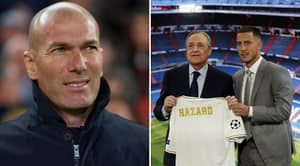 Zinedine Zidane Requests Real Madrid President Florentino Perez Make At Least 'Three More Signings'