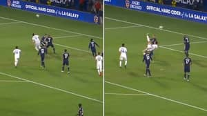 Zlatan Ibrahimovic Scores The Most Outrageous Bicycle Kick For LA Galaxy