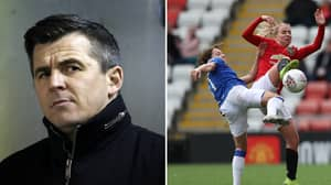 Joey Barton Believes Women's Football Should Have Smaller Balls, Pitches And Goals