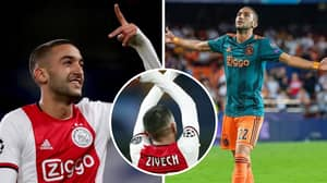 Hakim Ziyech Already Has An Insane Number Of Goals And Assists This Season
