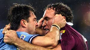 This Old School YouTube Video Of 'The Greatest State Of Origin Fights' Is A Classic