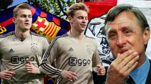 Barcelona And Ajax Exploring A Collaboration That Would Have A Major Impact On Transfers