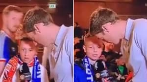 Children Hijack MUTV Show To Say 'Ole Out' Live On Air, Call A Player 'C**p'