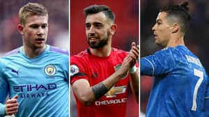20 Early Contenders For The 2020 Ballon d'Or Have Been Named And Ranked