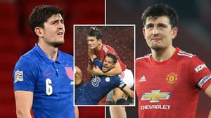 "Harry Maguire Is ""All Over The Place"" And Shouldn't Play For England At The Euros"