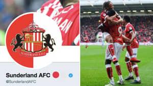 Sunderland's Twitter Account Give Brutally Honest Assessment Of First Half