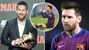 Fan's 'Only Lionel Messi' Twitter Thread Shows Why He Is The GOAT Of Football