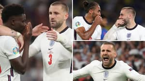 Luke Shaw Played THREE Huge Matches For England At Euro 2020 With Broken Ribs