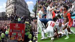 England Will Be Denied A Victory Parade If They Win Euro 2020