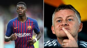 Ousmane Dembele Will Stay At Barcelona Despite Manchester United Interest
