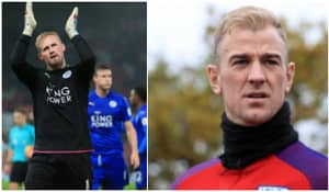 There's A Crazy Rumour Circulating About Joe Hart And Kasper Schmeichel