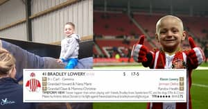 Bradley Lowery Awarded Honorary Place In The Grand National
