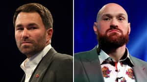 Eddie Hearn Makes A Desperate Plea With Tyson Fury Over Deontay Wilder Fight