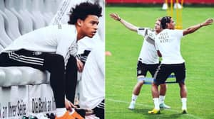 Leroy Sane's Statement After Being Left Out Of World Cup Is A Touch Of Class