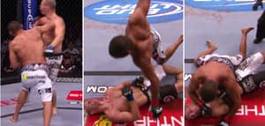 Throwback Thursday: Dan Henderson Knocks Out Michael Bisping At UFC 100