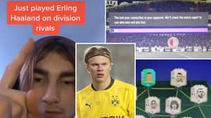 FIFA 21 Player Claims He Made Erling Haaland 'Rage Quit' A Game Of Ultimate Team