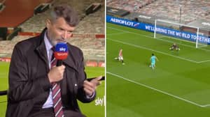"Roy Keane Says ""Tiny"" Dean Henderson Lacks Presence And Look ""So Small In Goal"""