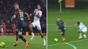 Watch: Dijon Goalkeeper Sends Memphis Depay Back To PSV