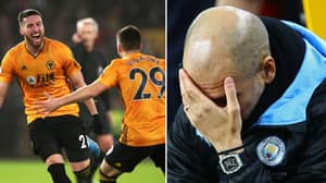 Wolves Come From Behind To Do Double Over Manchester City With 3-2 Win