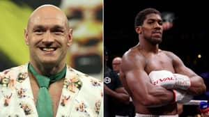 Anthony Joshua Vs Tyson Fury Contracts Are Signed According To Eddie Hearn