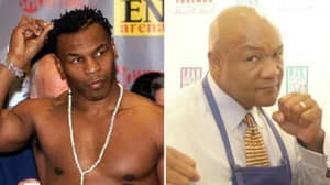 George Foreman Identifies Important Reason Why Prime Mike Tyson Never Fought Him