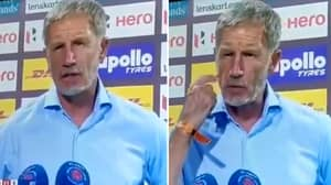 Odisha FC Coach Makes Awful And Distasteful Comments About Referee Decisions