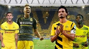 Borussia Dortmund's Transfer Profits Off Four Player Are Ridiculous