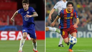 Christian Pulisic Equalled Lionel Messi Champions League Record Against Porto