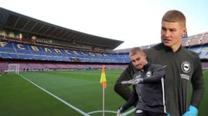 Barcelona Want To Sign Goalkeeper Who Currently Plays In Seventh Division Of English Football