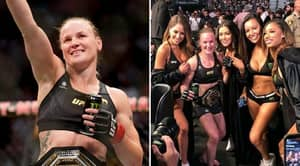 Valentina Shevchenko Defends Ring Card Girls After Khabib's 'Useless' Comment