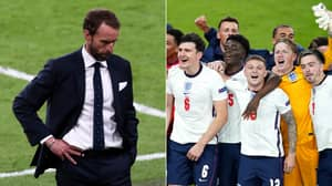 England Charged By UEFA Following Victory Over Denmark At Euro 2020