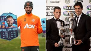 Bruno Fernandes Has Won More Player Of The Month Awards Than Some Of Premier League's Greatest