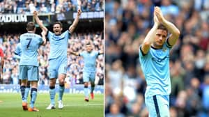 """Chelsea Fans Rage As Manchester City Call Frank Lampard A """"City Legend"""""""